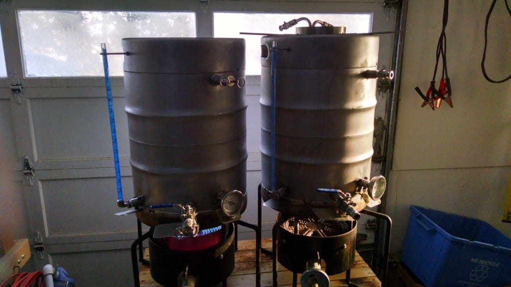 The home brewery has an application in birch syrup production