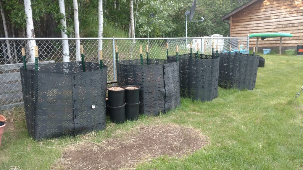 Our GeoBin Composting Bins